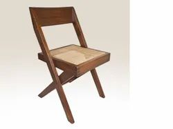 Antique Office Pierre Jeanneret Library Chair Replica