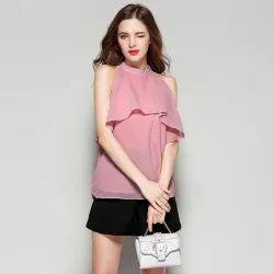 Ofira Fashion Plain Tops, Size: Xl