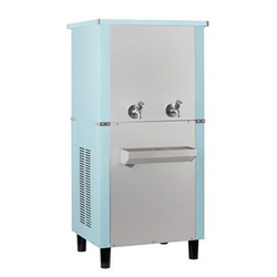 Stainless Steel SS 304 Industrial Water Cooler, 40 L