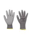 PU First Grey/ White/ Black Gloves