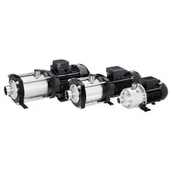 Stainless Steel MH Horizontal Multi Stage Booster Pump SET