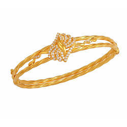 Ladies Gold Bracelet