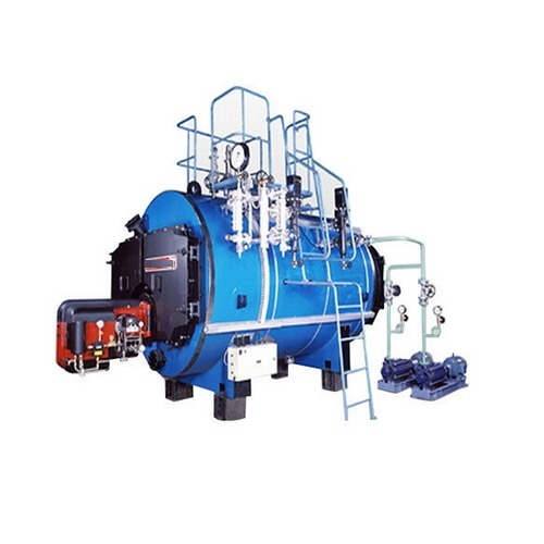 Liquid Fuel Fired Boiler, Oil Fired Steam Boilers, ऑयल ...