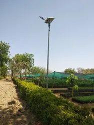 12 Watt Integrated Solar Street Light