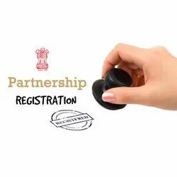 Partnership Registration Service, Professional Experience: 5 Years