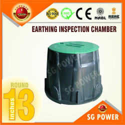 Earthing Inspection Chamber
