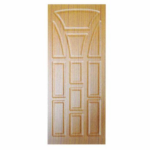 Wooden Bedroom Door, Size/Dimension: 7 Feet X 3 Feet