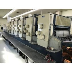 Komori Lithrone 640 Offset Printing Machine