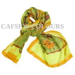 Stylish Hand Painted Scarves