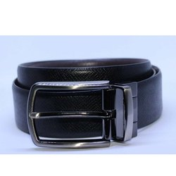 Snake Italian Leather Belt