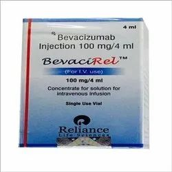 Bevacizumab Injection 100 Mg/4 Ml