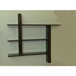 Wall Mounted Wooden Shelf, For Home