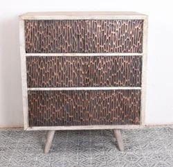 Wooden Modern Bar Cabinet