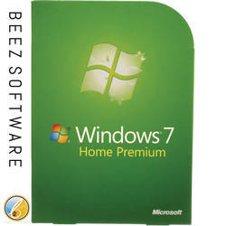 Microsoft Windows 7 Home Premium 32/64 Bit