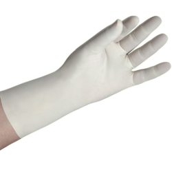 White Non Sterile Surgical Gloves