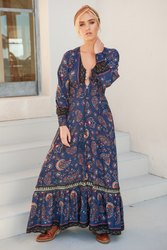 Vintage Women Dress