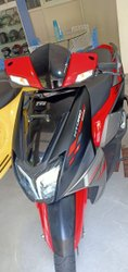 Fi RED TVS Ntorq 125, Vehicle Model: 2020