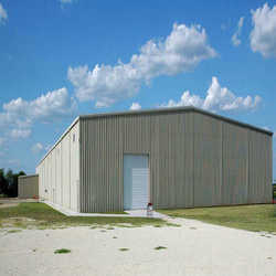 Warehouse Industrial Roofing Shed