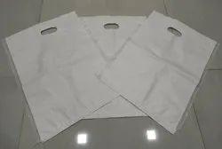 Hitech Kisan白色PP编织袋D切割袋,购物用,储存容量:5千克
