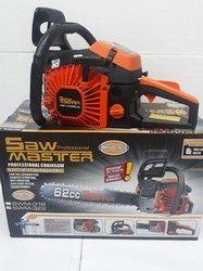 Petrol Chainsaw 62cc Saw Master
