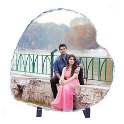 Sublimation Rock Photo Frame (VSH - 44)