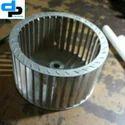Aluminium Blower wheel