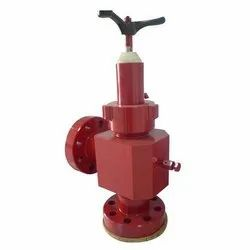 High Pressure Choke Valve, For Industrial, Valve Size: 1 To 10