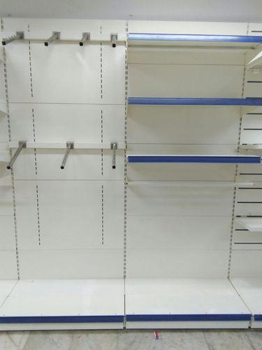 Garments Display Rack - Wall Mounted Garment Rack Manufacturer from