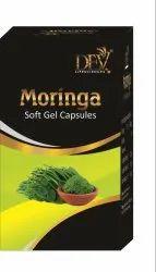 Moringa Soft Gel Capsule