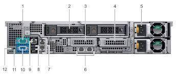 Dell Power Edge R540 Server Intel Xeon Silver 4110 2 1g,
