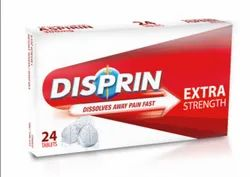 Disprin Extra Strenght Tablet, Packaging Type: Box