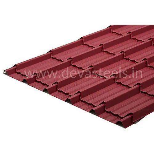 Sky Tile Roofing Sheet
