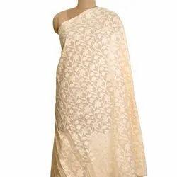 Cotton Silk Jacquard Fabrics