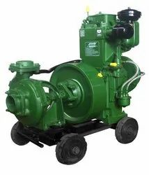 Coupled Pump Set With Greaves Lombardini Engine for Industrial, Size/Dimension: 3 x 3 Inch