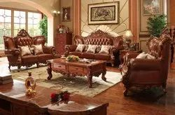 High European Brown Indian Royal Furniture, For Home, Size: King