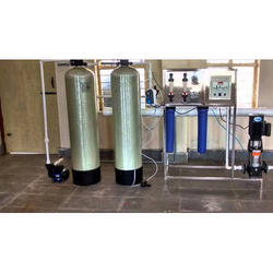 Semi Automatic RO Water Treatment Plant, Application:Water Purification For Drinking