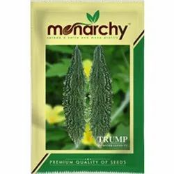 Monarchy Trump Hybrid Bitter Gourd Seeds, For Agriculture