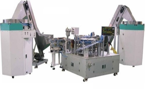 Fully Automatic Syrings Assembly Machine