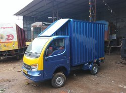 Tata Ace Body Building