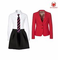 Girls Skirt Uniform / Frock