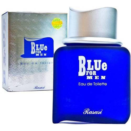 752783828e Blue For Man Rasasi Perfume, Pack Size: 100ml, Rs 750 /piece | ID ...