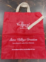 Taffeta Nylon Fabric Carry Bag