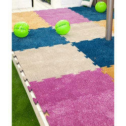 Outdoor Coloured Artificial Synthetic Grass