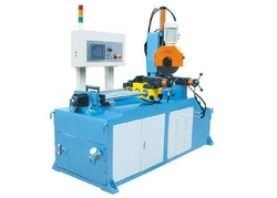 Pipe Bundle End Cutting Machine