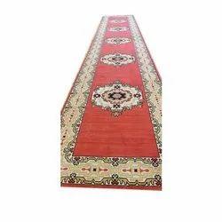Rectangular Designer Non Woven Fabric Carpet, For Floor