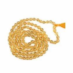 Citrine Beads Mala Bead