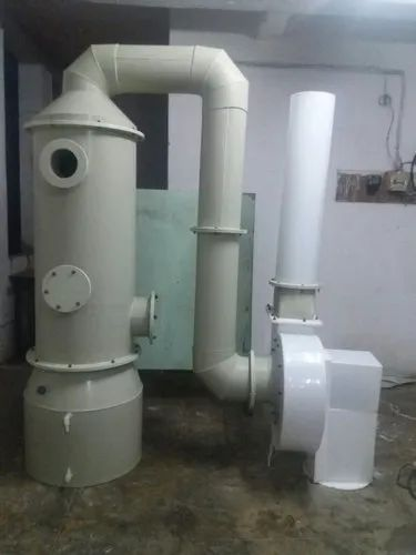 FRP Chemical Blower System
