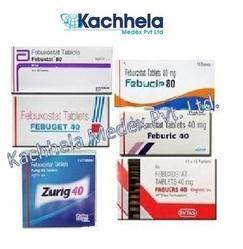 Febuxostat Tablets Manufacturers, Suppliers & Exporters