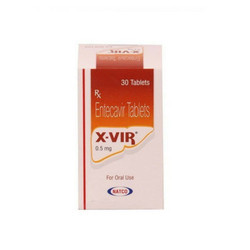 X-VIR Entecavir Tablets