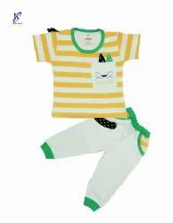 Baby Boy T-Shirt With Full Pant